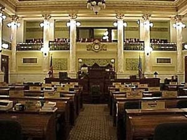 South Dakota Senate chambers