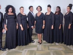 Nyack College's touring gospel ensemble