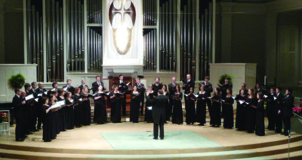 The Singers: Minnesota Choral Artists