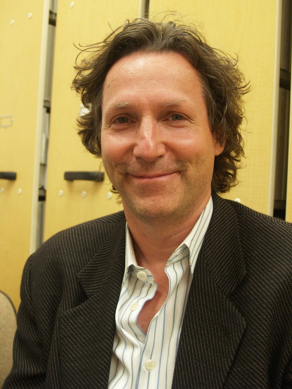 Composer Andrew Culver