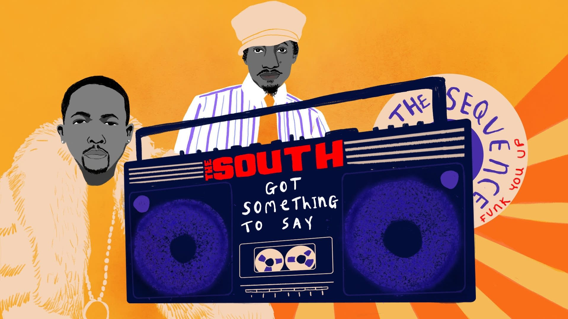 The South is Rap's Past, Present and Future