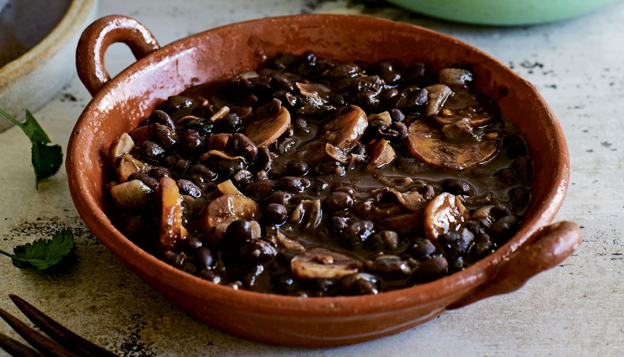Comforting Black Beans The Splendid Table