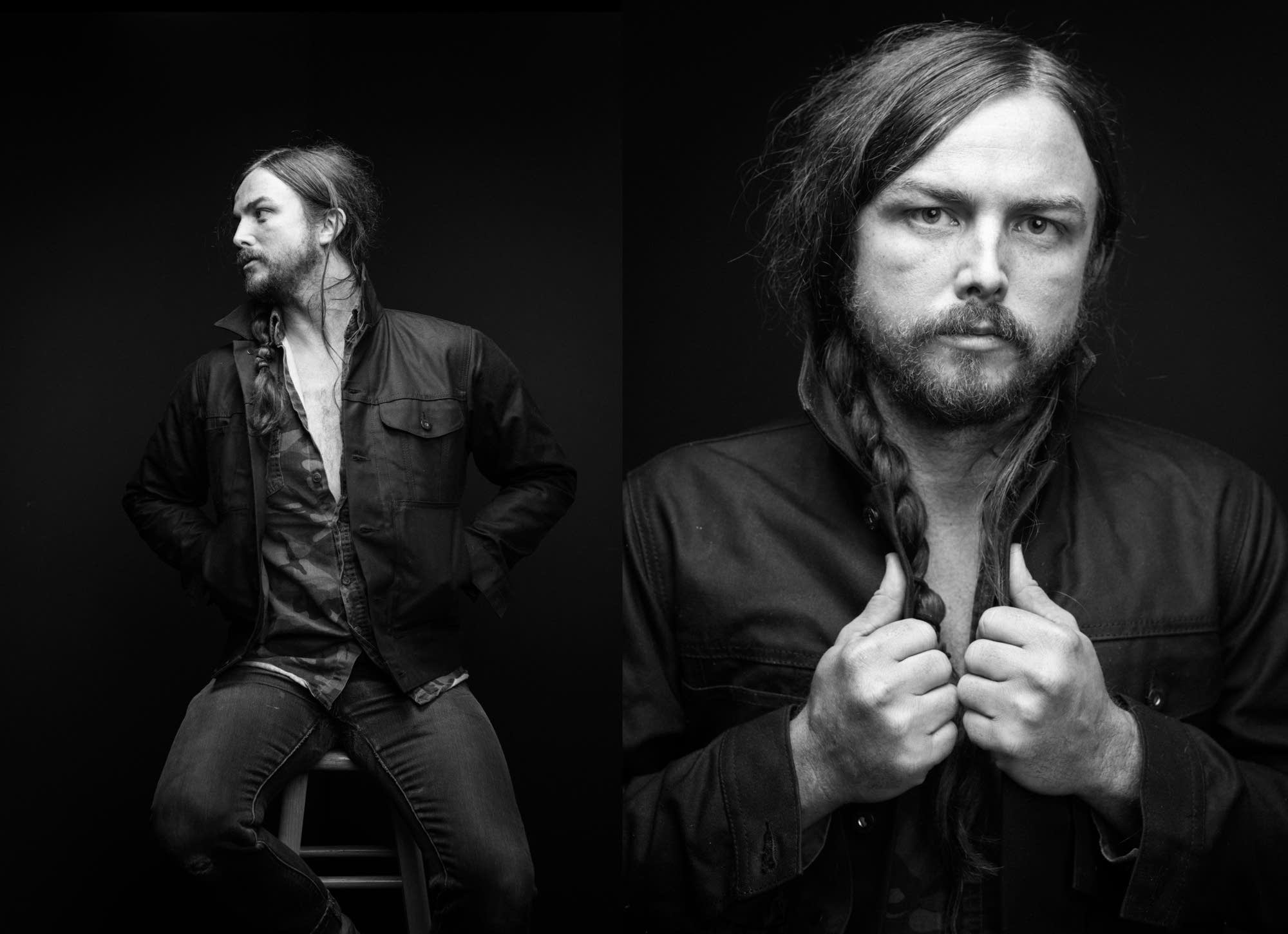 J. Roddy Walston portraits taken at The Current.