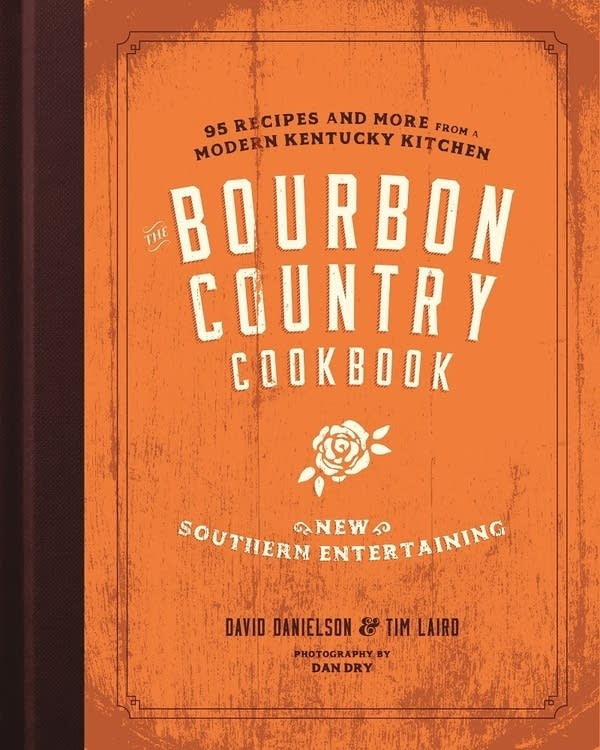 Bourbon Country Cookbook book cover