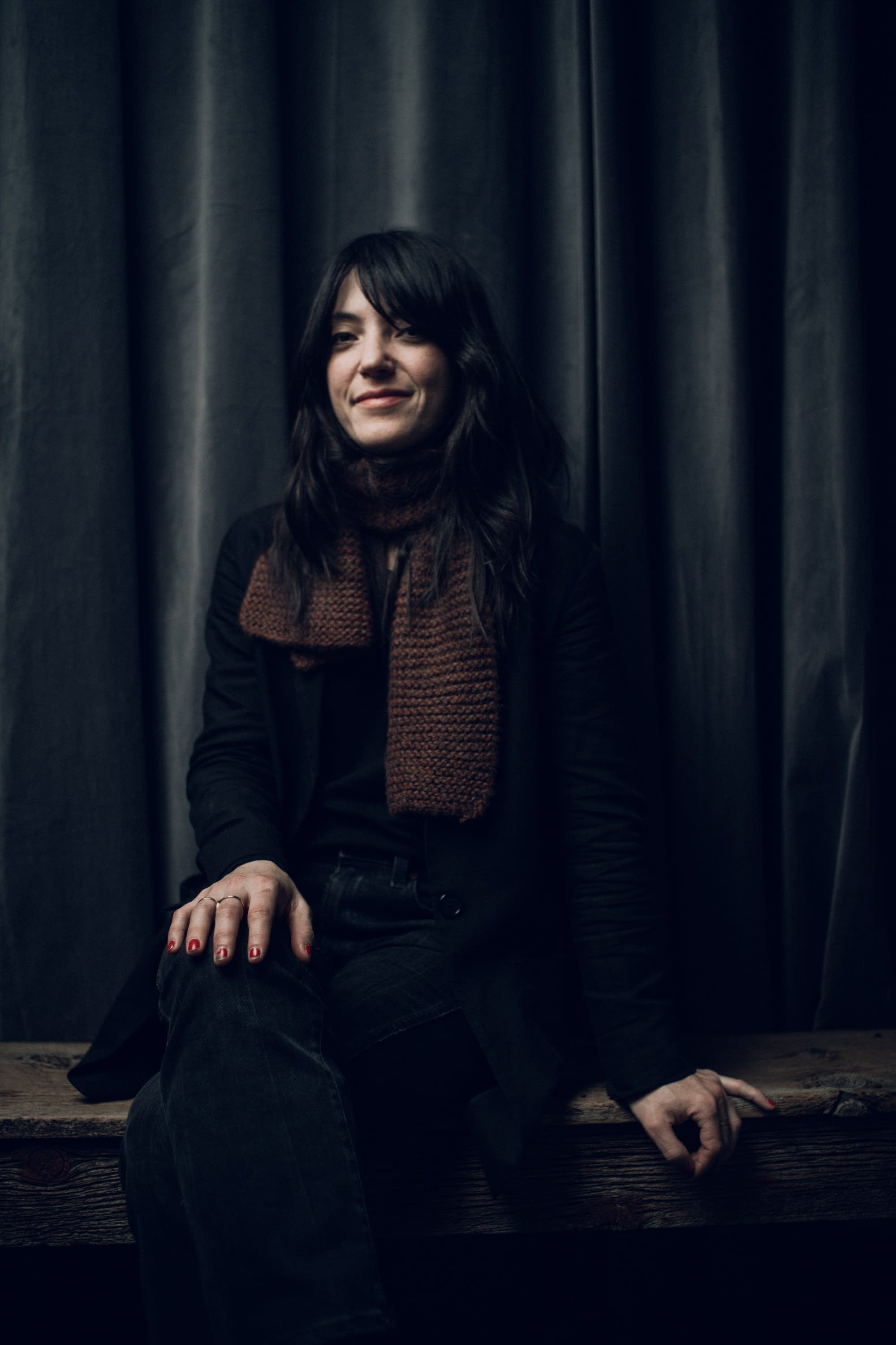 Sharon Van Etten portrait