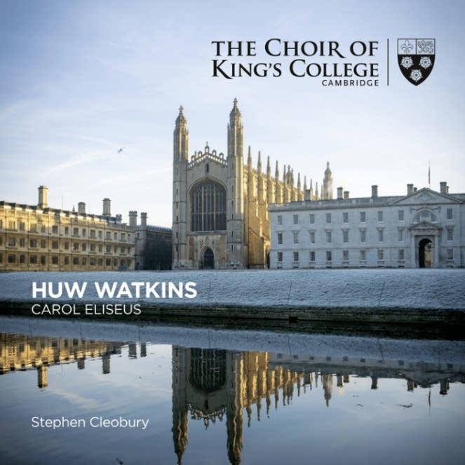 Huw Watkins - Carol Eliseus