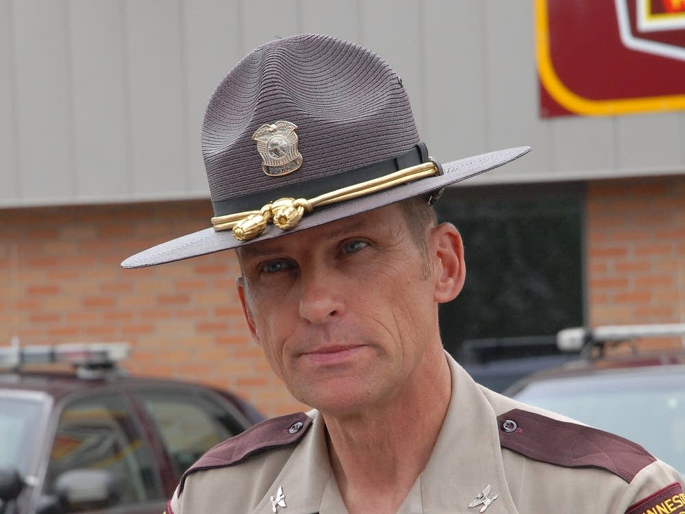 State Patrol chief Mark Dunaski