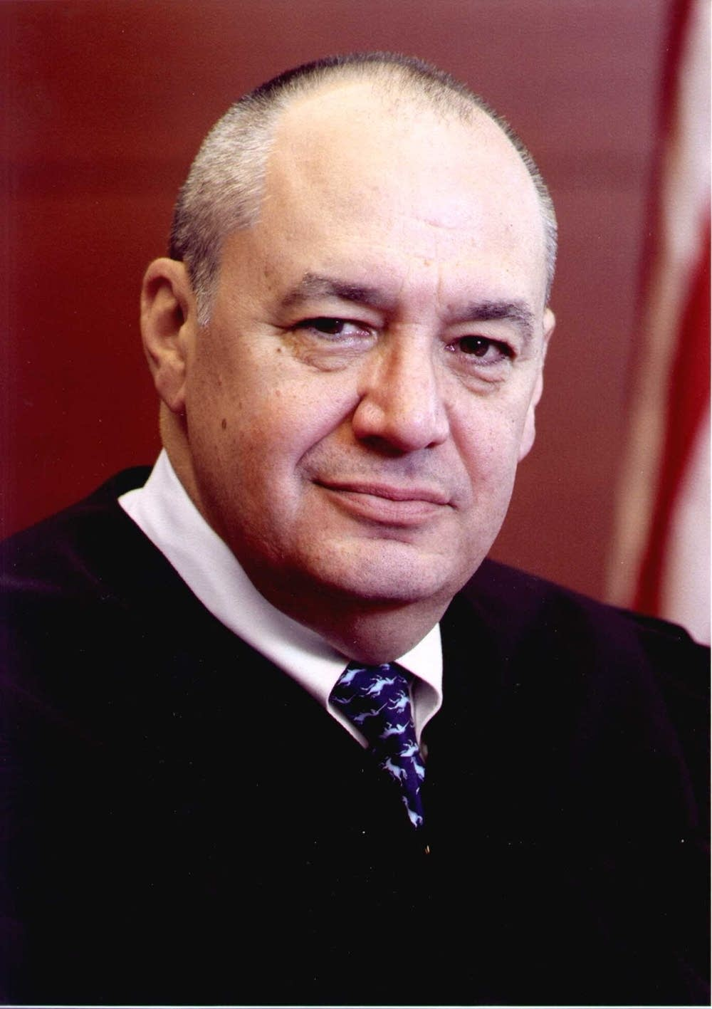 Judge James M. Rosenbaum
