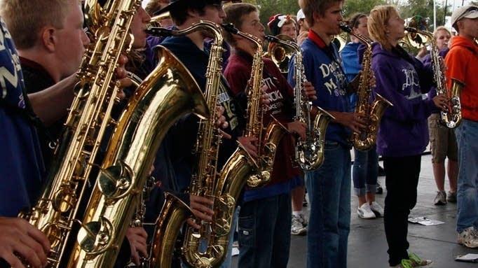 Anoka Marching Band