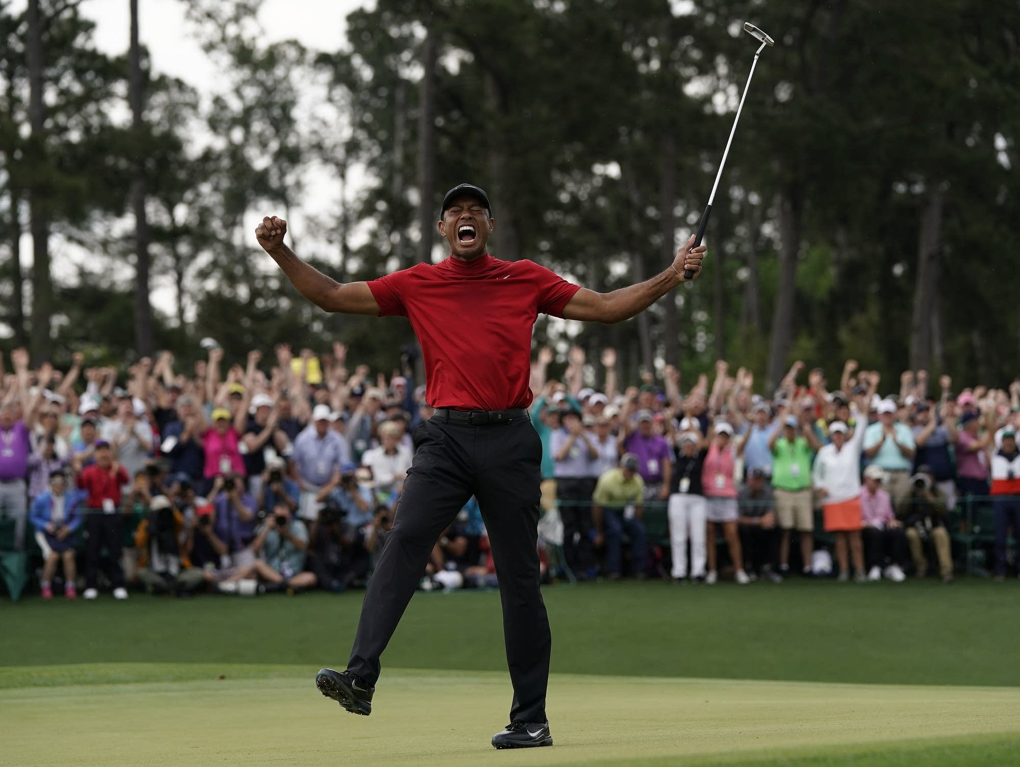 c3cf51b85d34f Tiger caps comeback with victory at Masters