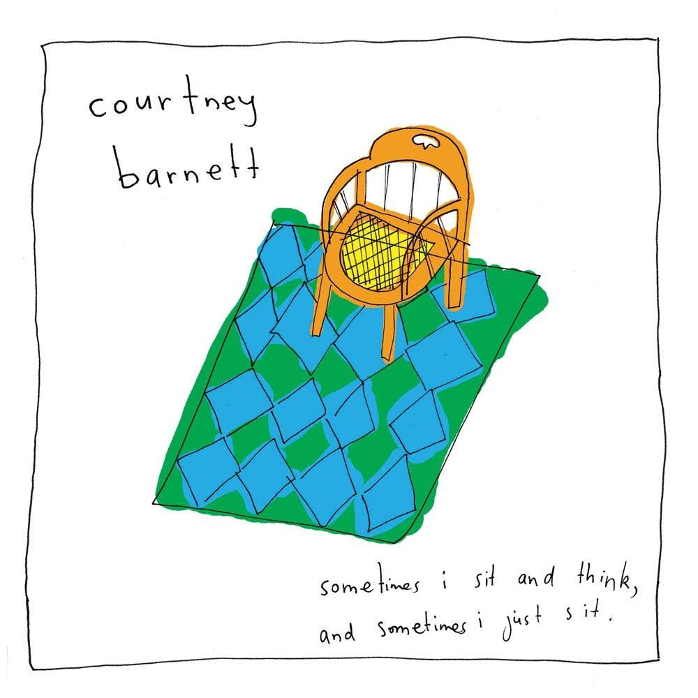 Courtney Barnett Sometimes I Sit and Think