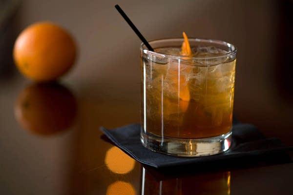 Shrubs in cocktails