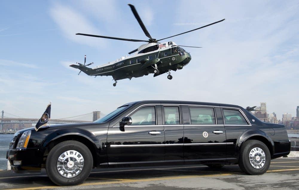 President's limo