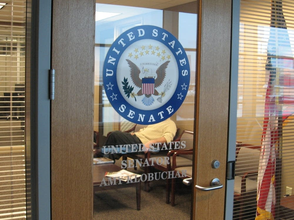 Sen. Amy Klobuchar's office