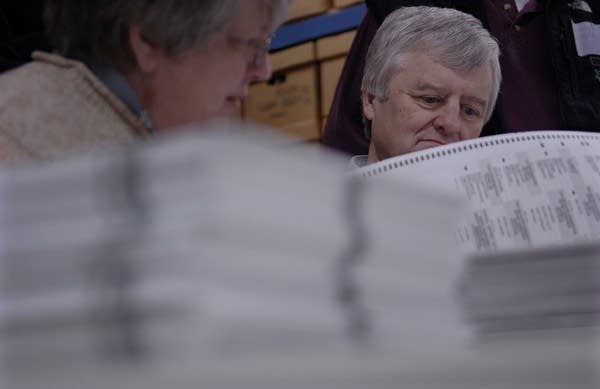 Buried in ballots