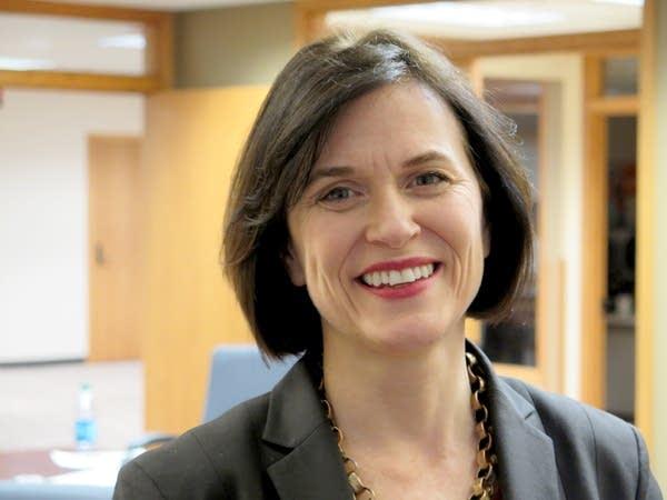Minneapolis Mayor Betsy Hodges.