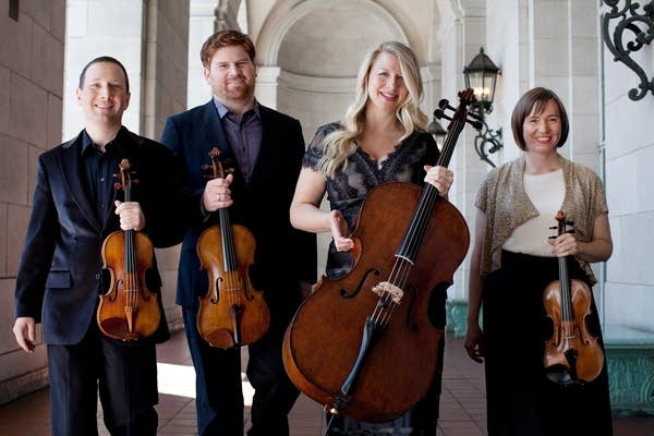 San Francisco's Cypress String Quartet
