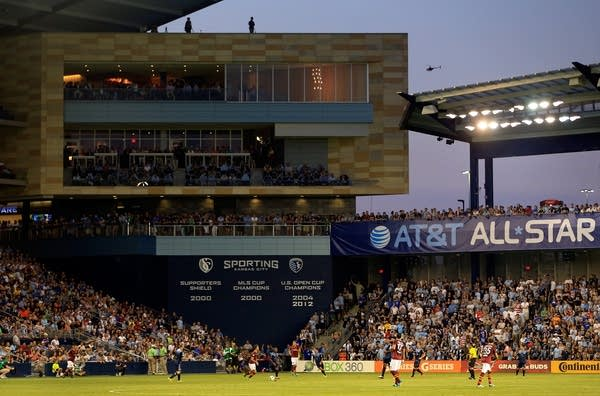 2013 MLS All-Star Game