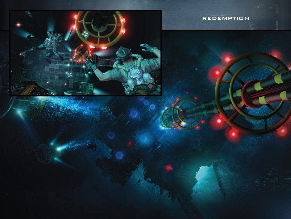 Redemption on COD: Black Ops