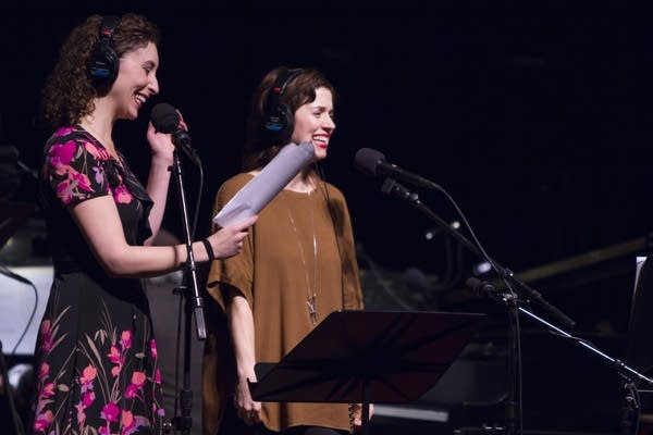 GOURDS! Featuring: Serena Brook and Alice Wetterlund.