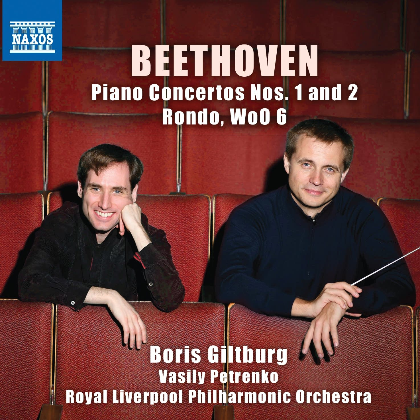 Ludwig van Beethoven - Piano Concerto No. 2: III. Rondo
