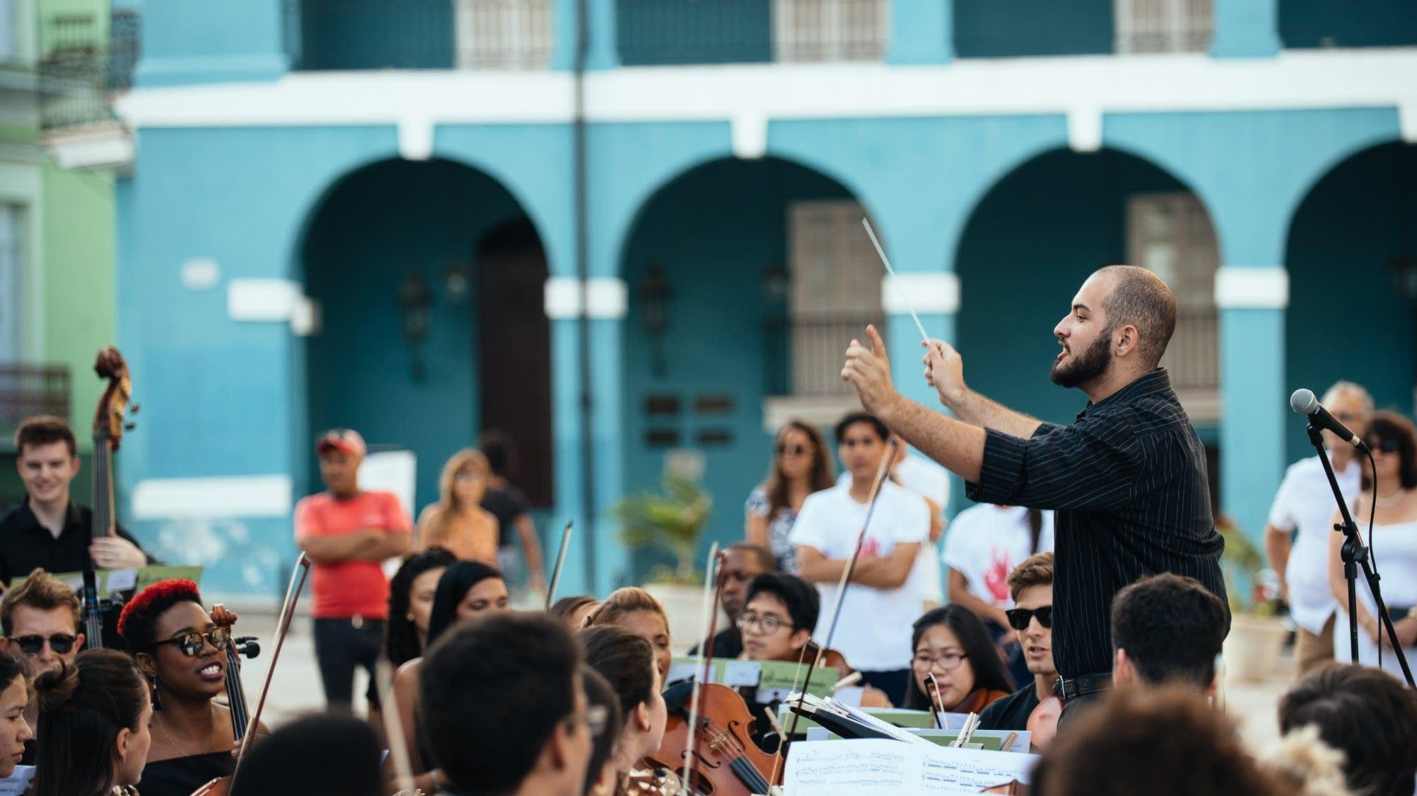 CAYO musicians perform in Matanzas, Cuba