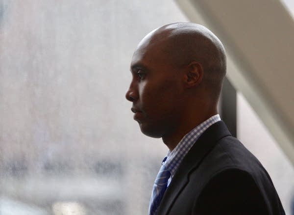 Former Minneapolis police officer Mohamed Noor