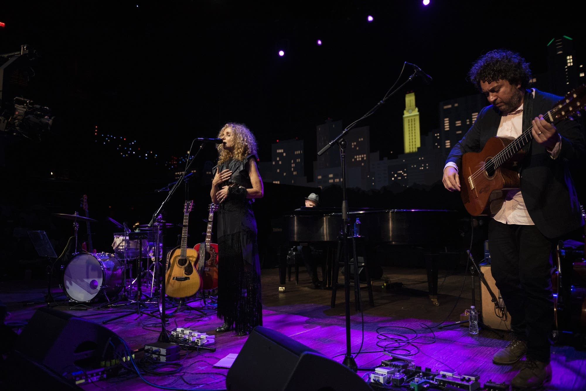 Patty Griffin performs on 'Austin City Limits' on PBS