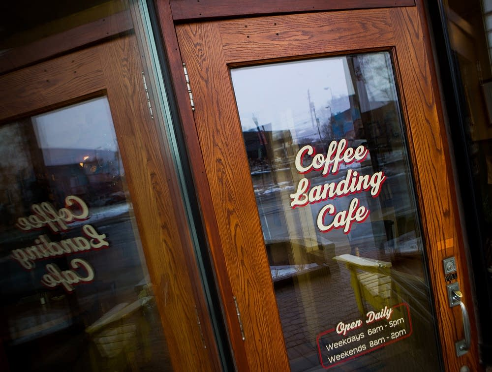 The Coffee Landing Cafe