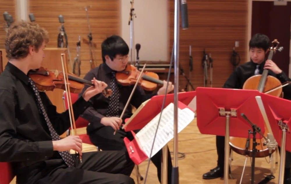 Take 4 String Quartet