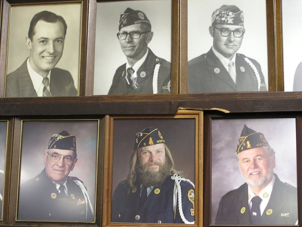 Past American Legion commanders