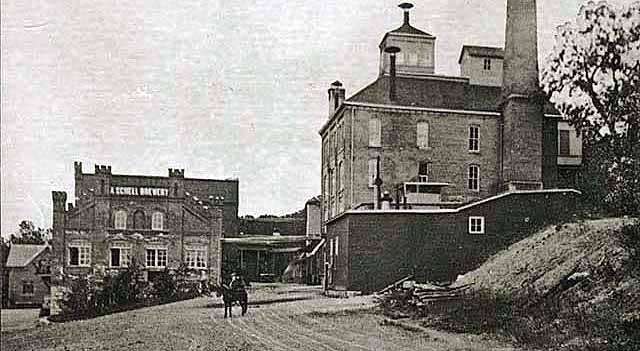August Schell Brewery
