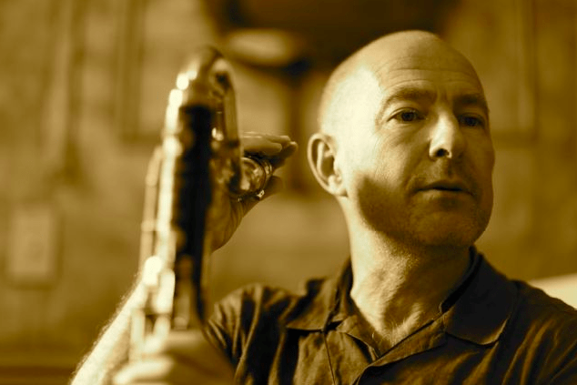 Composer and bass clarinetist Evan Ziporyn.
