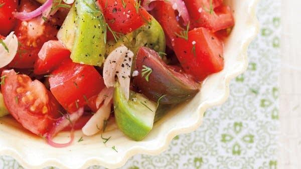 Yankee Tomato Salad