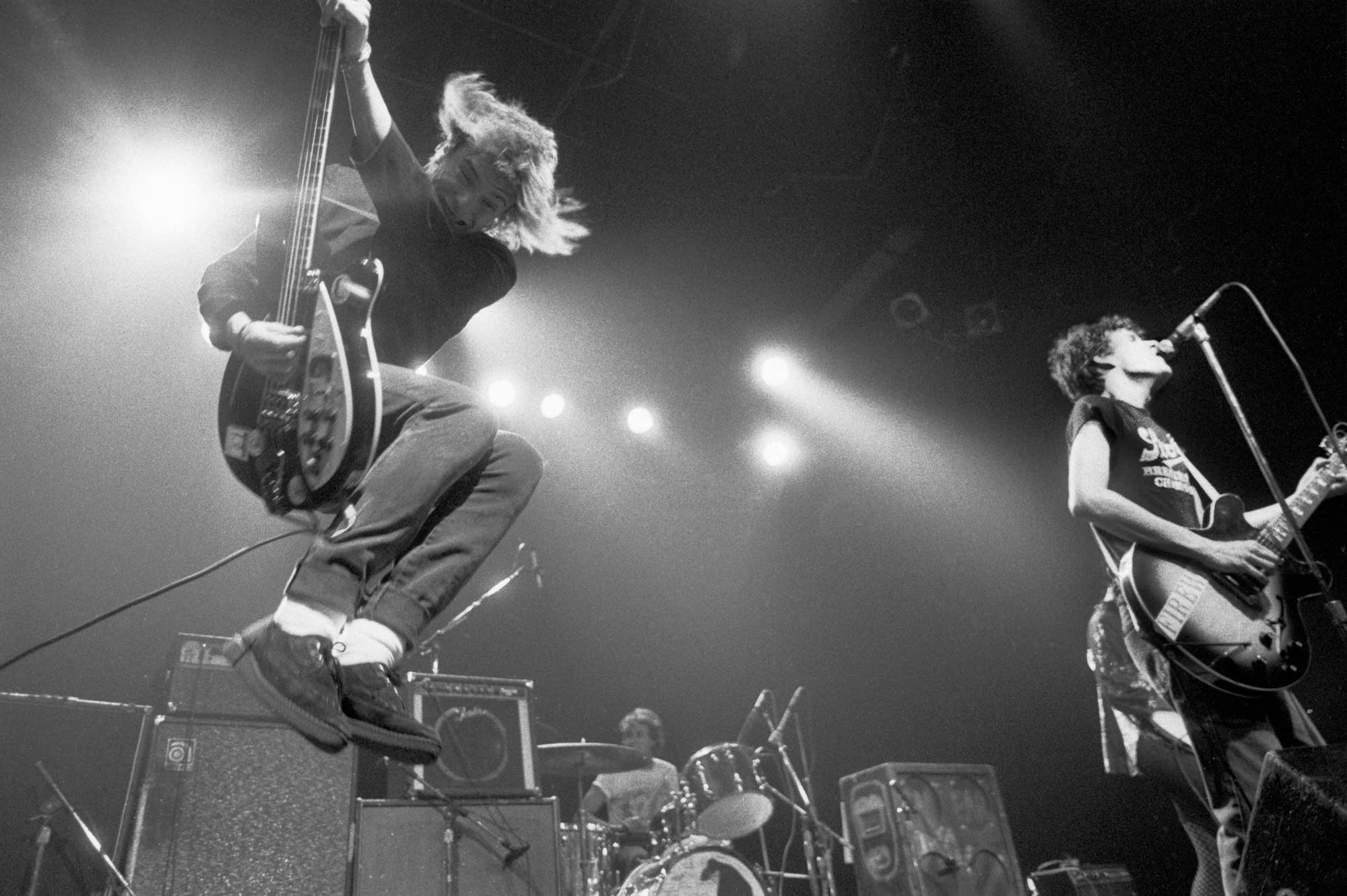 The Replacements on stage at First Avenue