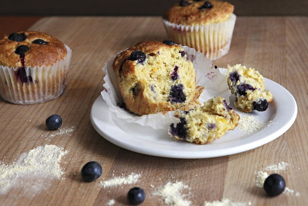 Minnesota BEE-NICE gluten-free muffin