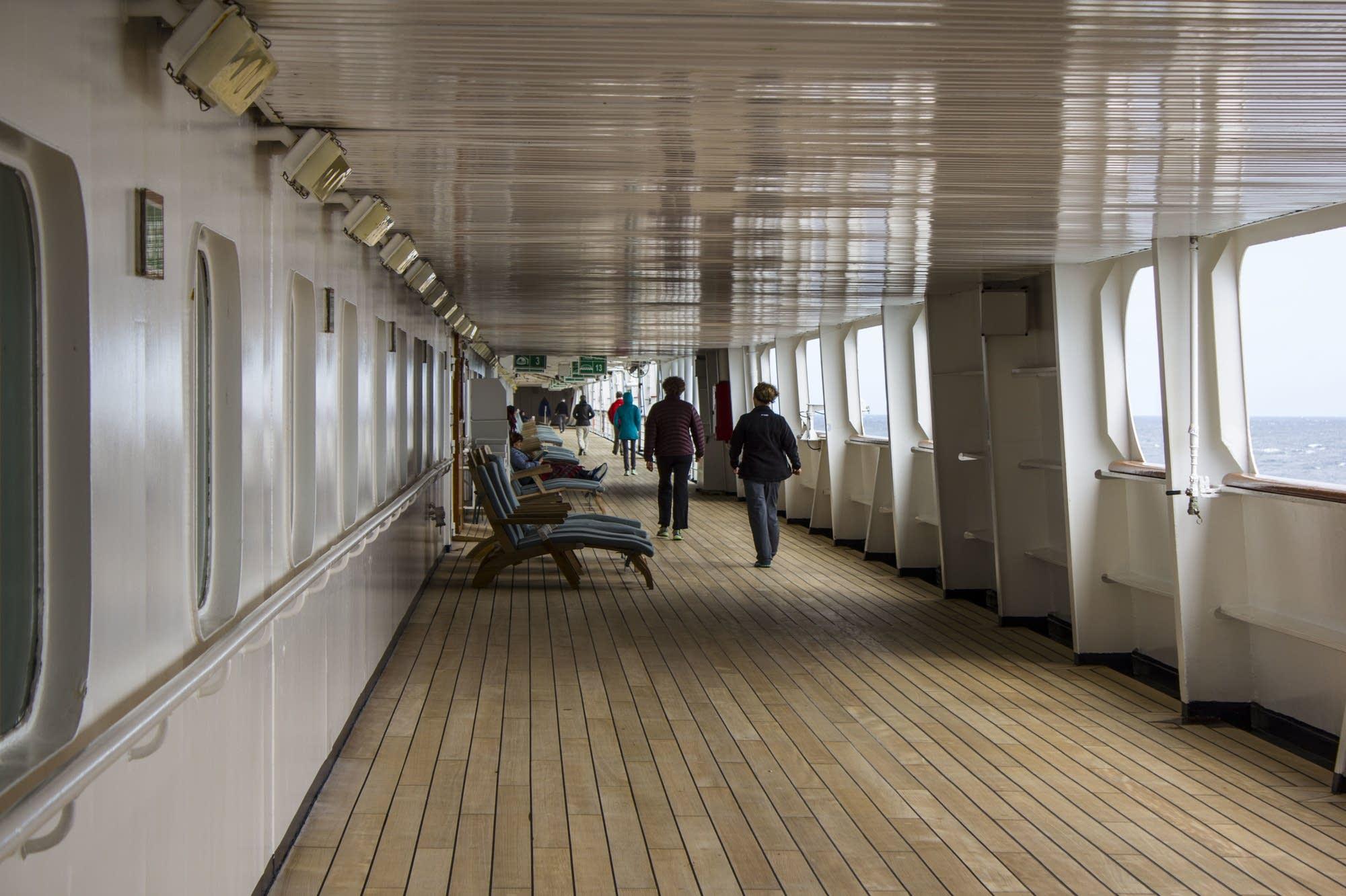 North Sea - 09 - promenade