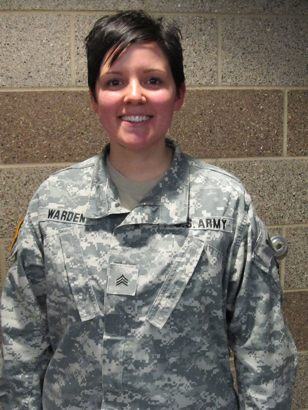 Army national guard women