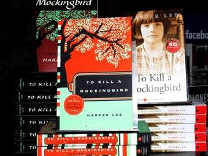 """Several different editions of Harper Lee's """"To Kill a Mockingbird"""""""