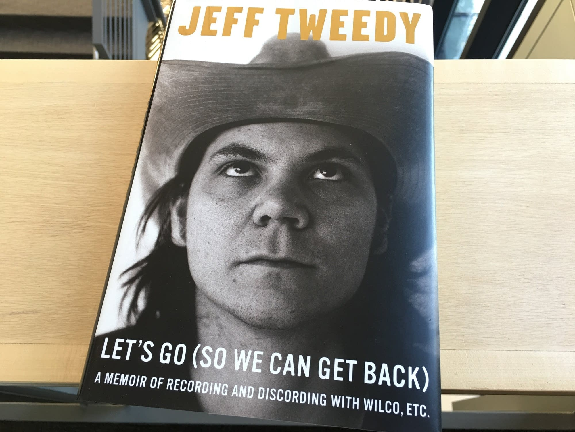 Jeff Tweedy's 'Let's Go (So We Can Get Back).'