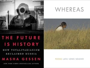 2018 National Book Critics Circle award nominees