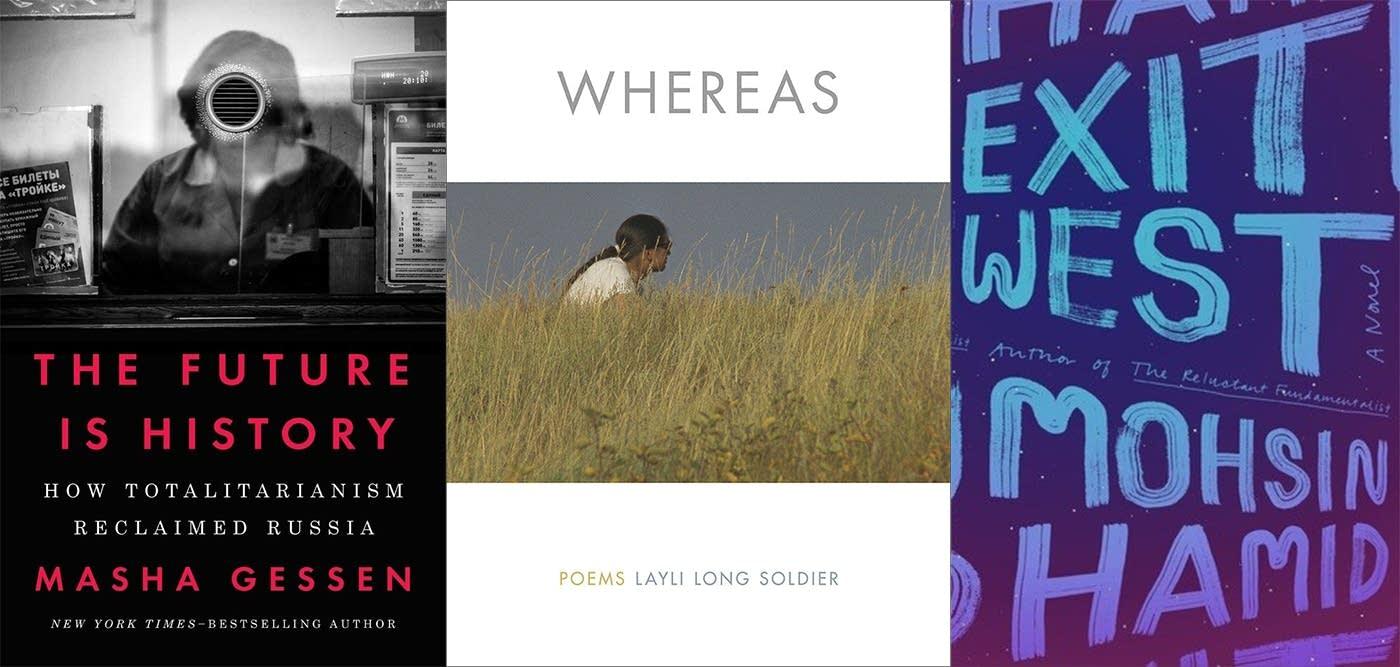 2018 National Book Critics Circle award nominees
