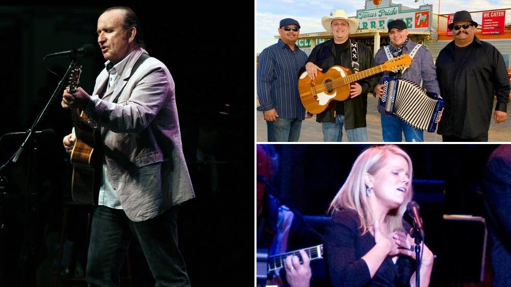 Colin Hay, Los Texmaniacs, Lynn Peterson