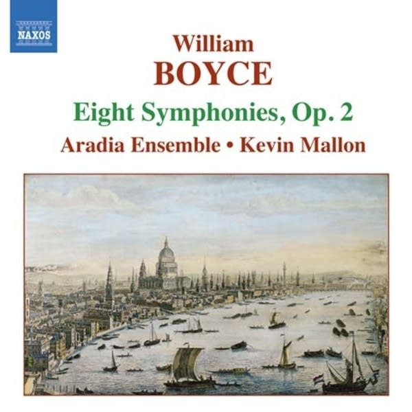William Boyce - Symphony No. 7: III. Jigg