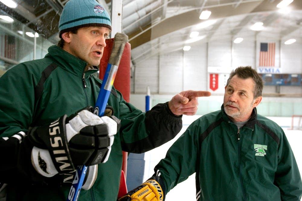 JV Coach John Bergford