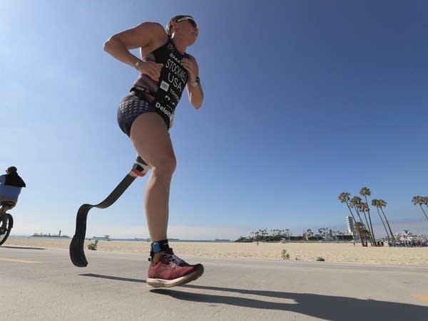 Legacy Triathlon - USA Paratriathlon National Championships