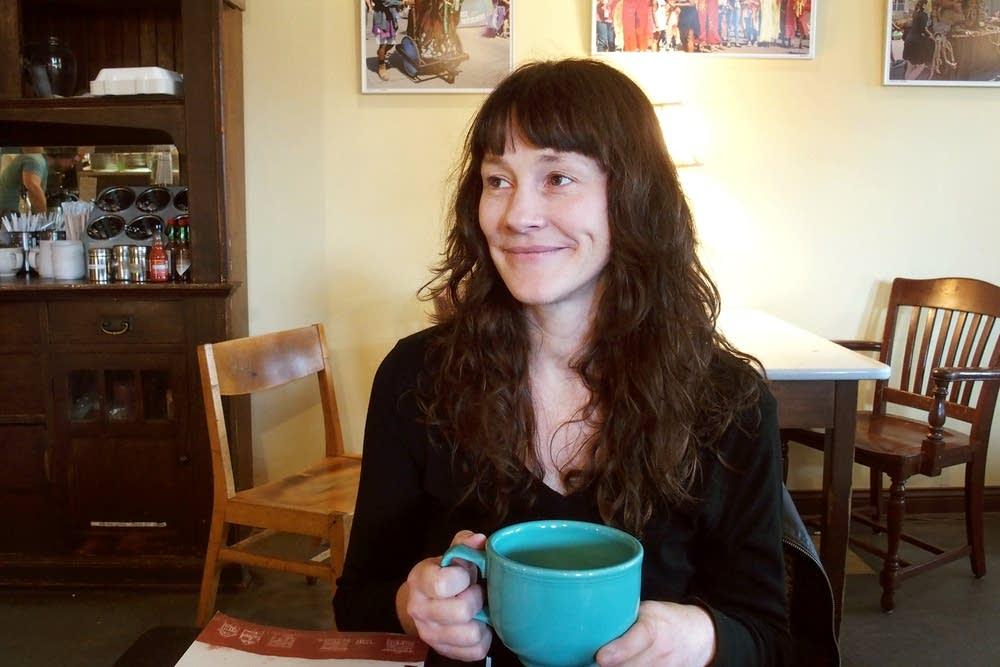 Poet Gretchen Marquette