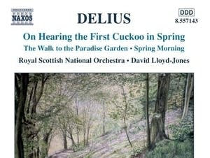 Frederick Delius - On Hearing the First Cuckoo in Spring