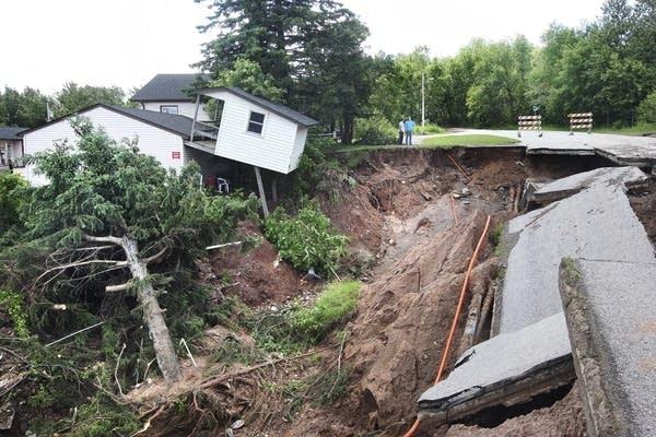 Cody Inn collapse