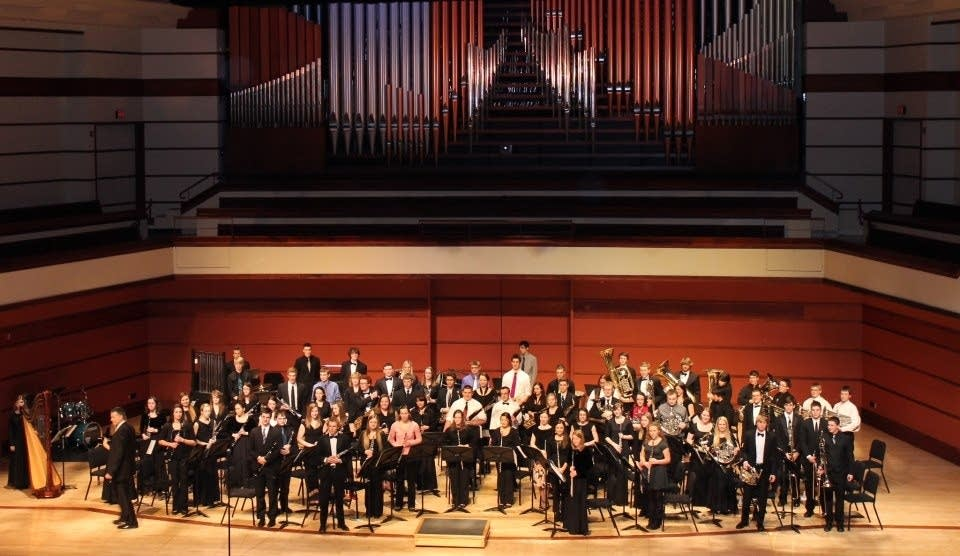 MMEA All-State concert band